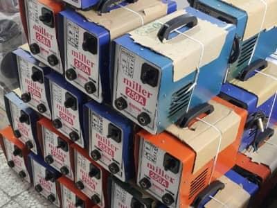 تولید دستگاه جوش میلر ۲۳۰ و ۲۵۰ امپر